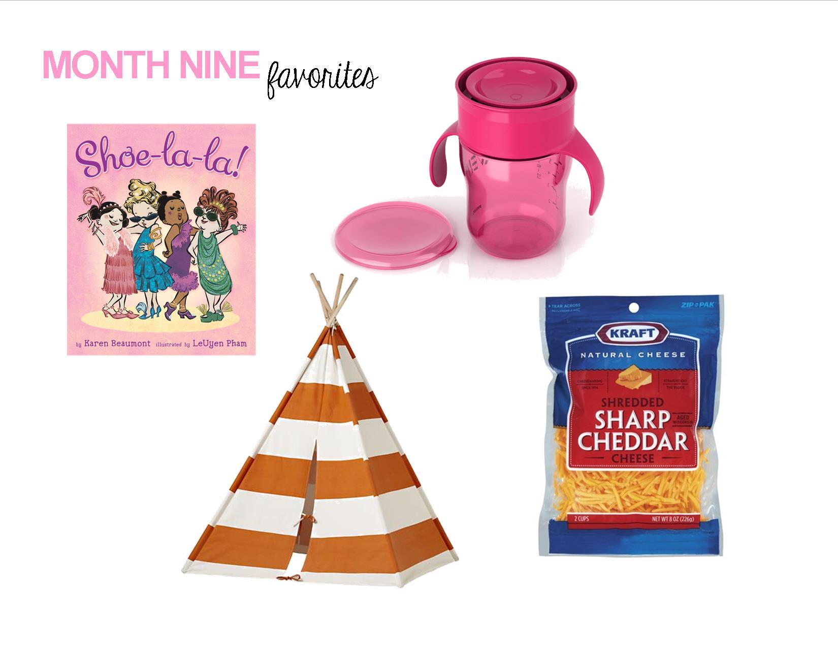 Heritage Circle Monthly Favorites